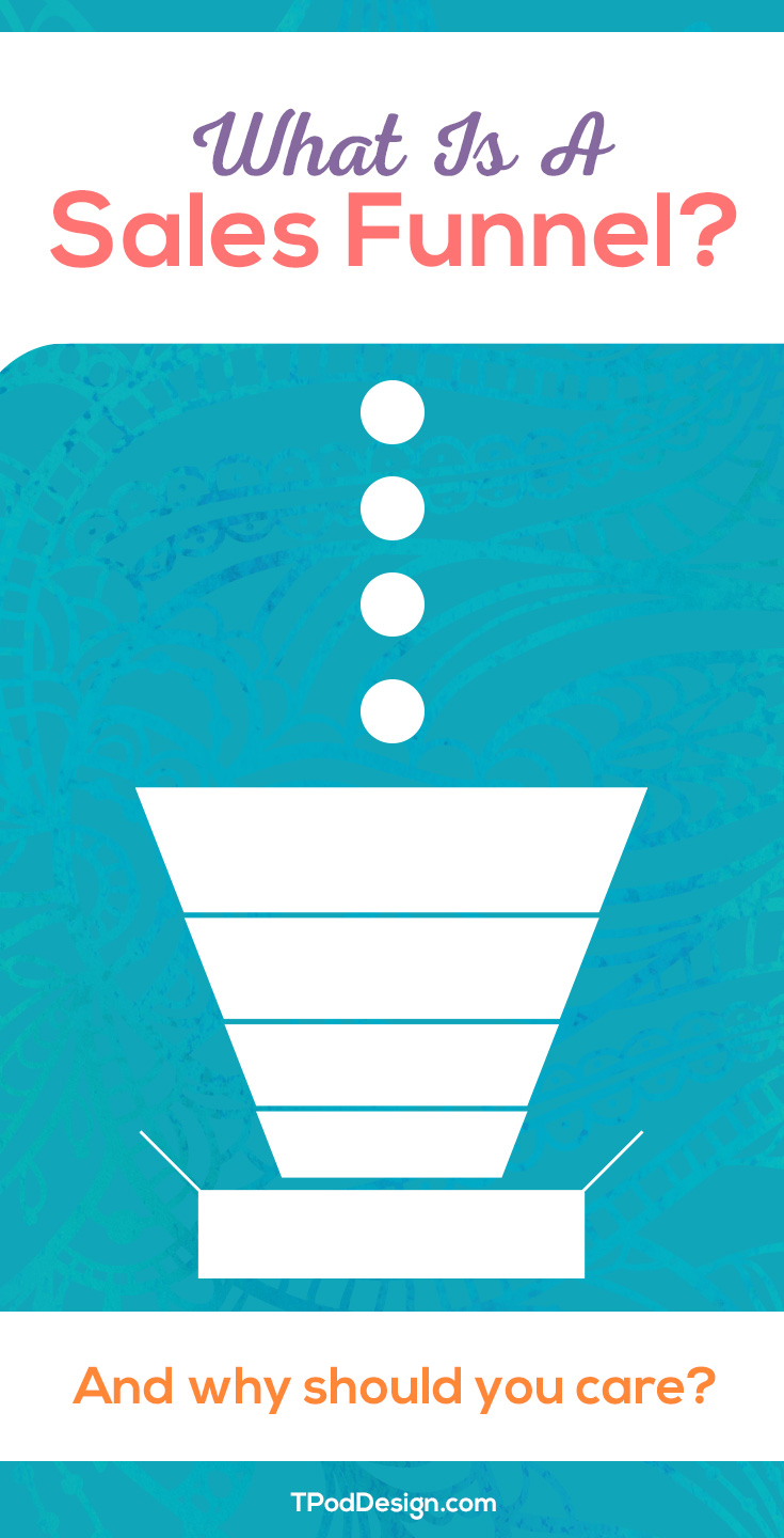 A sales funnel is probably the most important marketing tool available. It shifts audiences from curious visitors to paying clients.